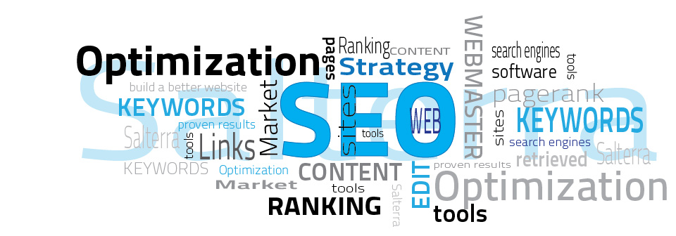 search engine optimization word cluster