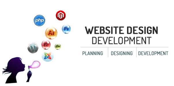 las vegas website design development