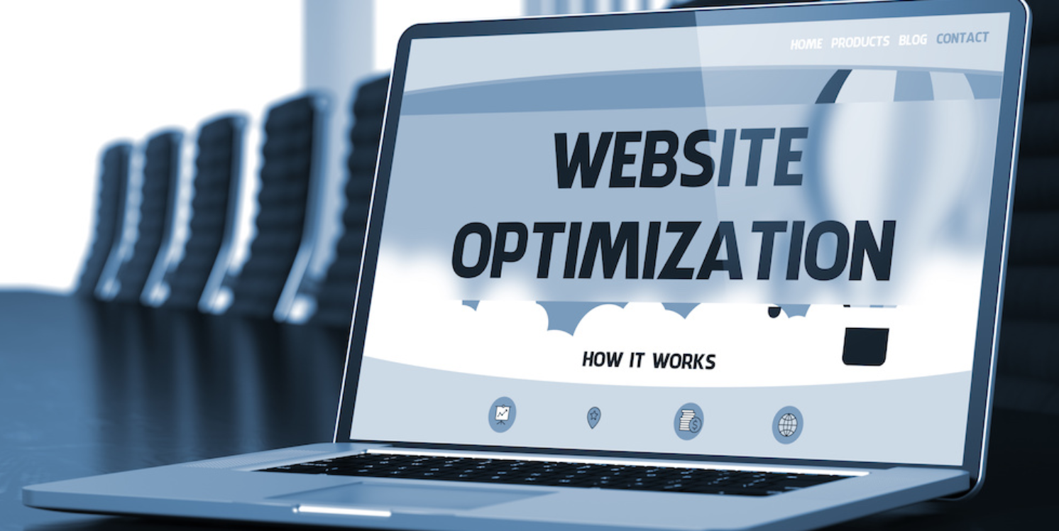 Website Optimization Image
