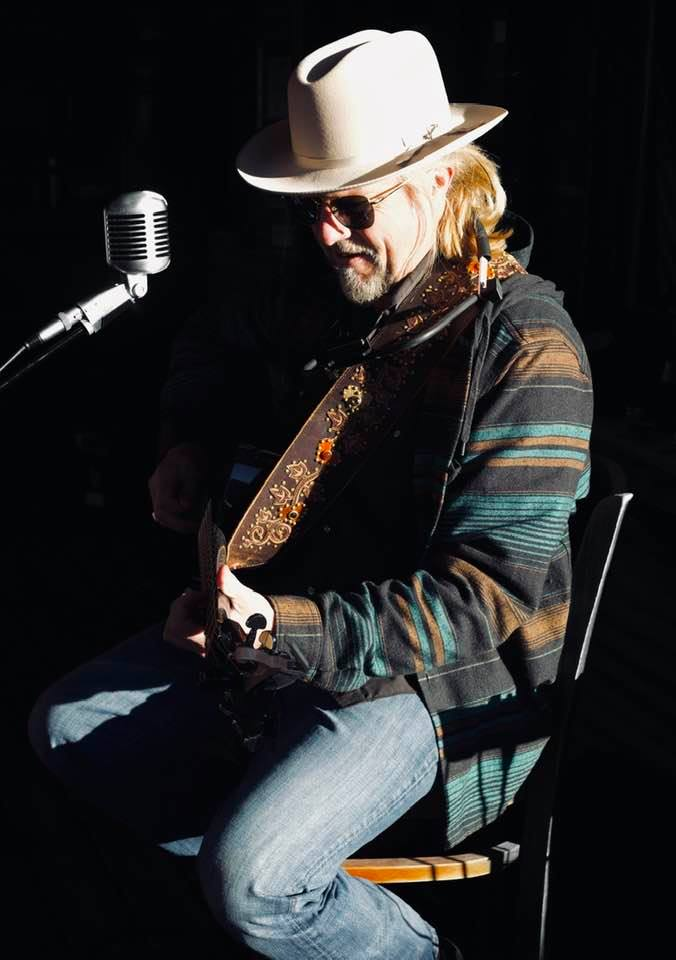 Photo of musician Chris Heers by The Rojas Group