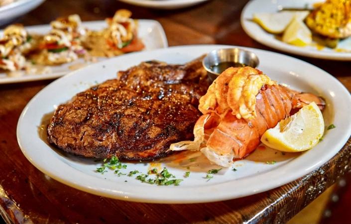 John Cutter Las Vegas Steak & Lobster by The Rojas Group