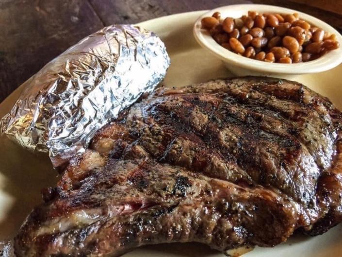 Pioneer Saloon Steak photo The Rojas Group