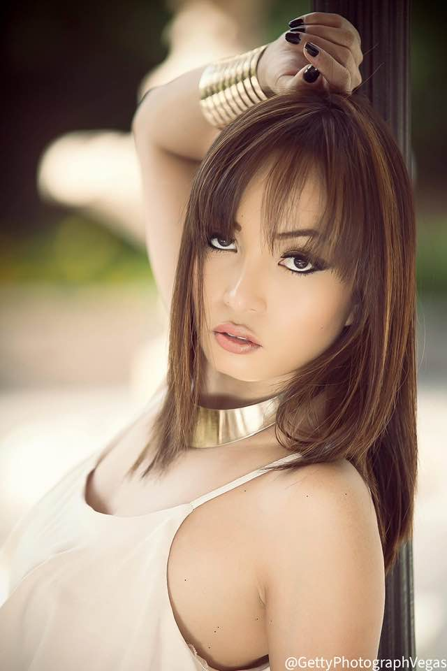 Asian Model photo by The Rojas Group