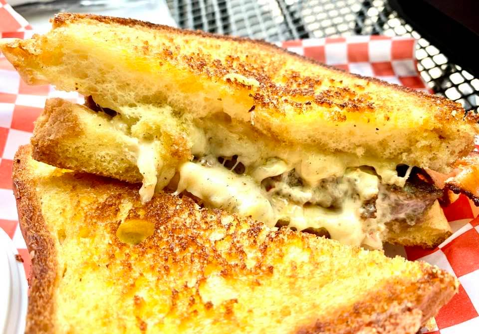 Grilled Cheese Sandwich Photo by The Rojas Group