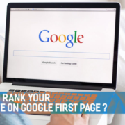 Google website ranking image banner The Rojas Group