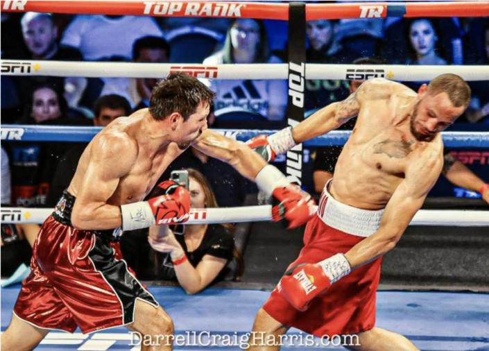 Top Rank Boxing Las Vegas