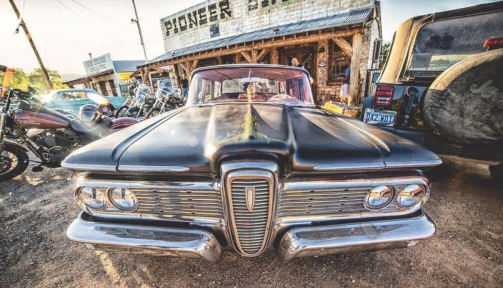 Pioneer Saloon outside of Las Vegas