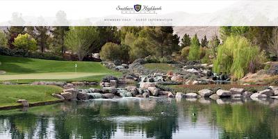 Southern Highlands Golf Club Las Vegas