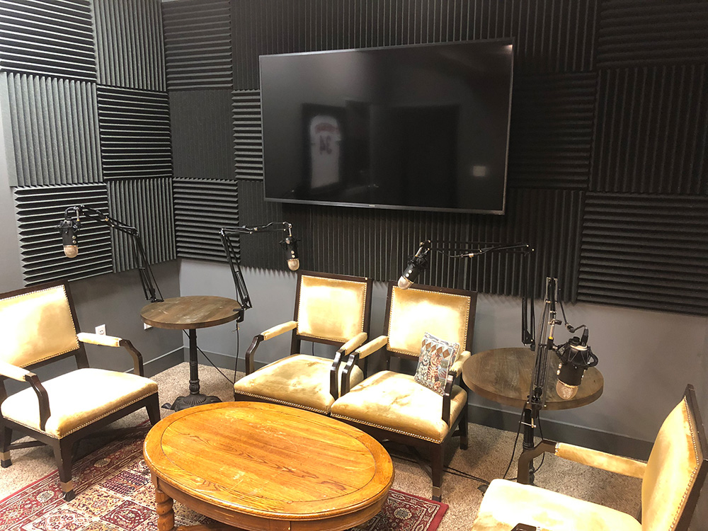 The Space Las Vegas Podcasting Studio for The Rojas Group